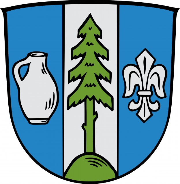 Wappen Gemeinde Kröning