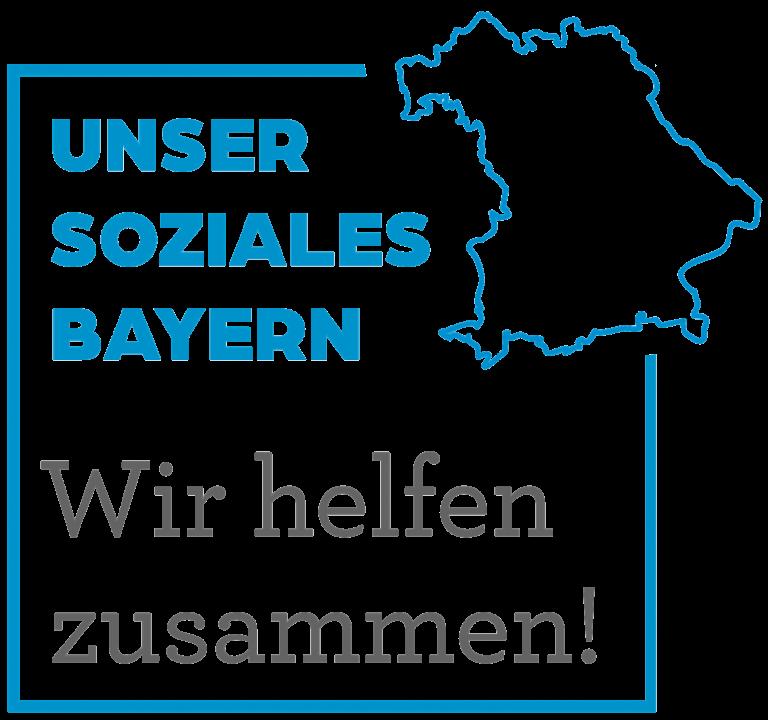 Unser soziales Bayern - wir helfen zusammen