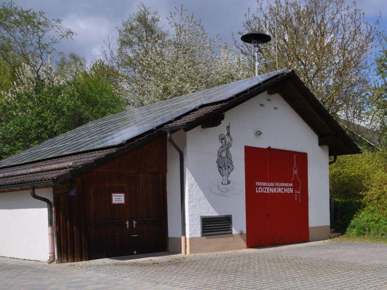 FFW Loizenkirchen - altes Gerätehaus
