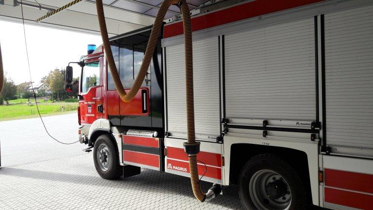 FFW Loizenkirchen - neues Löschfahrzeug