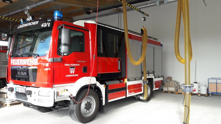 FFW Loizenkirchen - neues Löschfahrzeug1